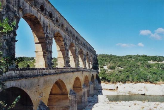 Location de vacances en Les Mazes, Languedoc-Roussillon - Pont du Gard
