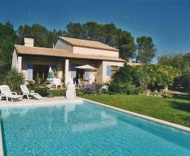 Ferienhaus in Orthoux-Sérignac mit Pool, in Languedoc-Roussillon.