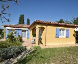 Holiday house in Boisset-et-Gaujac, in Languedoc-Roussillon.