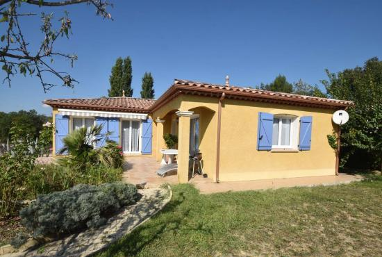 Vakantiehuis in Boisset-et-Gaujac, Languedoc-Roussillon -