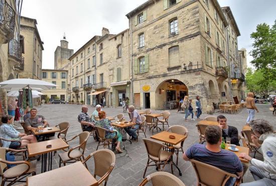 Vakantiehuis in Boisset-et-Gaujac, Languedoc-Roussillon - Uzès
