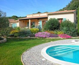 Ferienhaus in Saint-Médiers mit Pool, in Languedoc-Roussillon.