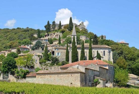 Ferienhaus in  Saint-Médiers, Languedoc-Roussillon - La Roque-sur-Cèze