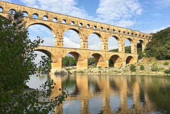 Ferienhaus in  Saint-Médiers, Languedoc-Roussillon - Pont-du-Gard