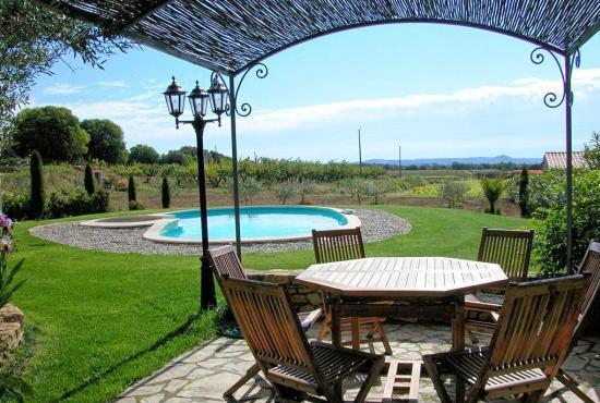 Ferienhaus in  Saint-Médiers, Languedoc-Roussillon -