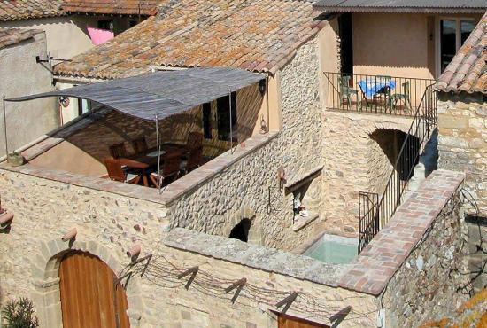 Vakantiehuis in La Bastide-d'Engras, Languedoc-Roussillon -