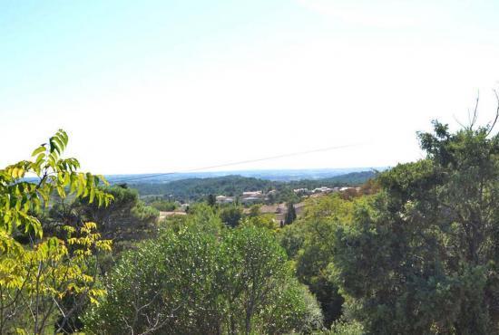 Vakantiehuis in Cabrières, Languedoc-Roussillon - Landschap bij Cabrières