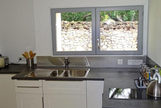Ferienhaus in  Saint-Etienne-d'Escattes, Languedoc-Roussillon - Studio