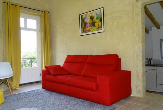 Holiday house in Saint-Etienne-d'Escattes, Languedoc-Roussillon - studio
