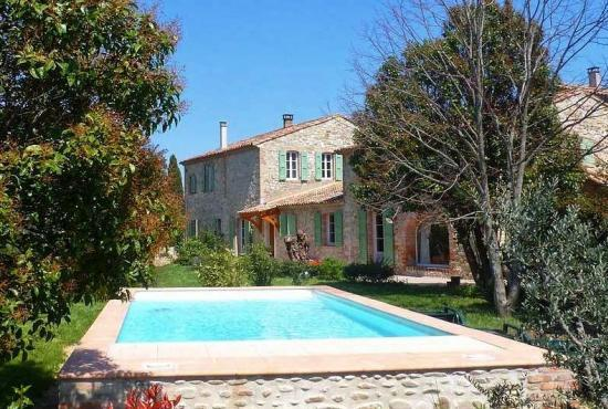 Casa vacanza in Cardet, Languedoc-Roussillon -