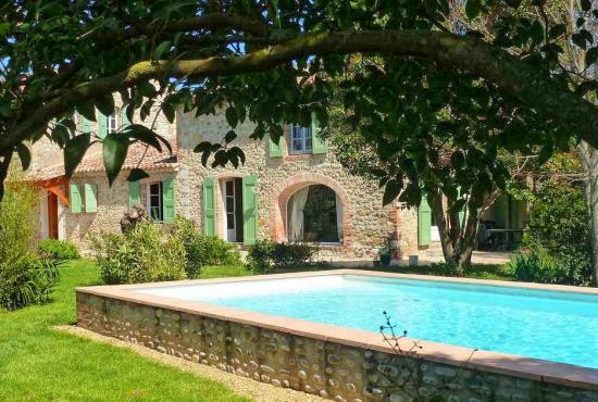 Holiday house in Cardet, Languedoc-Roussillon -