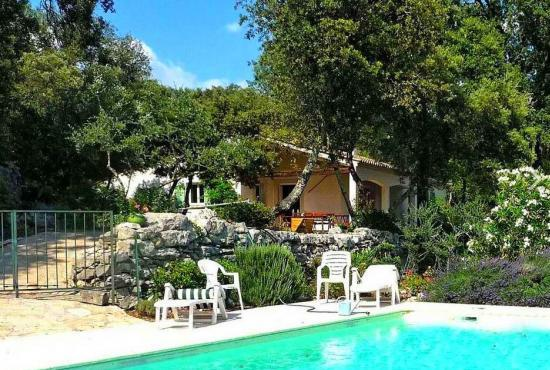 Ferienhaus in  Conqueyrac, Languedoc-Roussillon -