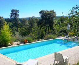 Ferienhaus in Conqueyrac mit Pool, in Languedoc-Roussillon.