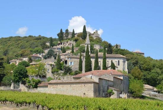 Holiday house in Le Pin, Languedoc-Roussillon - la Roque sur Cèze