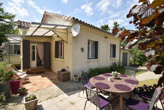 Holiday house in Chamborigaud, Languedoc-Roussillon -