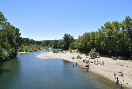 Location de vacances en Méjannes-le-Clap, Languedoc-Roussillon - la Cèze