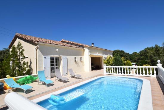 Ferienhaus in  Méjannes-le-Clap, Languedoc-Roussillon -