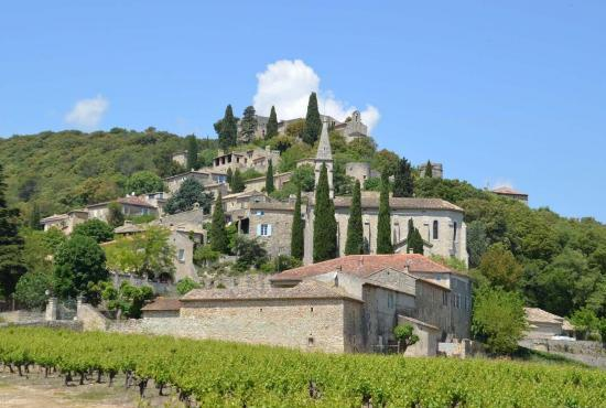 Ferienhaus in  Méjannes-le-Clap, Languedoc-Roussillon - la Roque sur Cèze