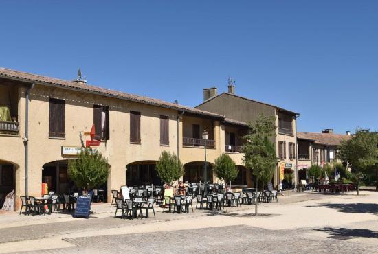 Ferienhaus in  Méjannes-le-Clap, Languedoc-Roussillon - Méjannnes le Clap