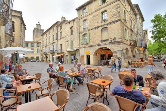 Location de vacances en Méjannes-le-Clap, Languedoc-Roussillon - Uzès