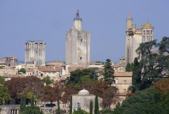 Ferienhaus in  Méjannes-le-Clap, Languedoc-Roussillon - Uzès