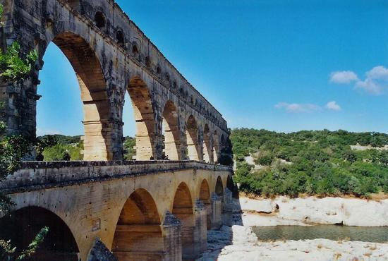 Holiday house in Gailhan, Languedoc-Roussillon - Pont-du-Gard