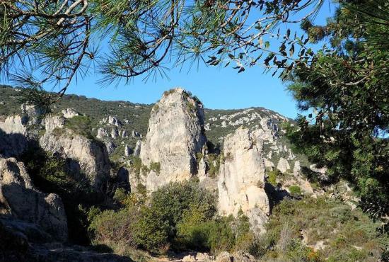 Vakantiehuis in Aniane, Languedoc-Roussillon - Cirque de Mourèze