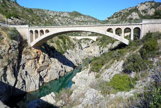 Vakantiehuis in Aniane, Languedoc-Roussillon - Pont-du-Diable