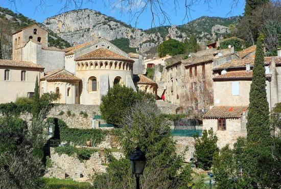 Vakantiehuis in Aniane, Languedoc-Roussillon - Saint-Guilhem-le-Désert