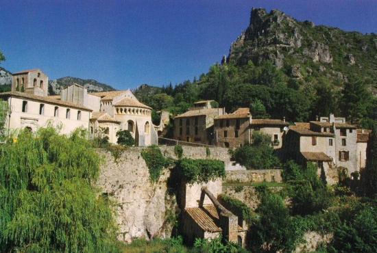 Casa vacanza in Bélarga, Languedoc-Roussillon - Saint Guilhem le Désert