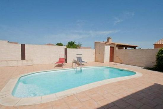Holiday house in Sérignan, Languedoc-Roussillon -
