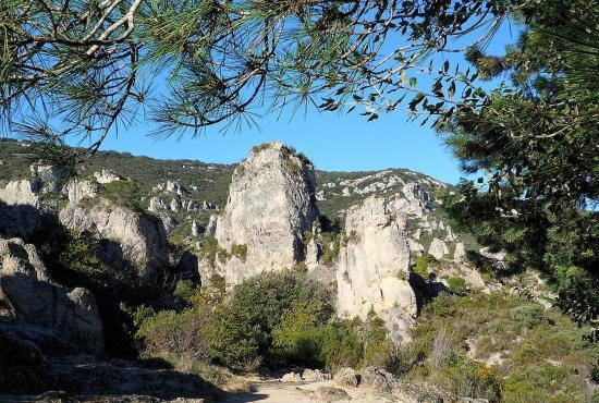 Holiday house in Coulobres, Languedoc-Roussillon - Cirque de Mourèze