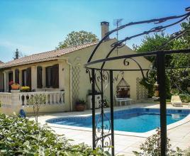 Holiday house in Coulobres with pool, in Languedoc-Roussillon