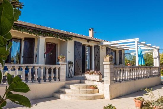 Vakantiehuis in Coulobres, Languedoc-Roussillon -