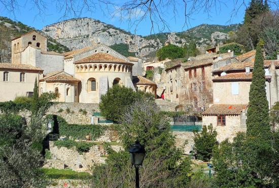 Vakantiehuis in Coulobres, Languedoc-Roussillon - Saint-Guilhem-le-Désert