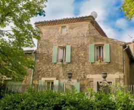 Vakantiehuis in La Caunette met zwembad, in Languedoc-Roussillon.