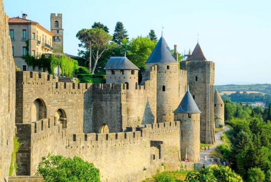 Vakantiehuis in Montouliers, Languedoc-Roussillon - Carcassonne