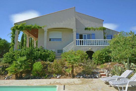 Vakantiehuis in Montouliers, Languedoc-Roussillon -