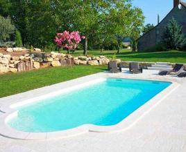 Casa vacanze con piscina in Draché, in Centre.