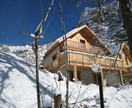 Holiday house in Venosc, in Alpes.