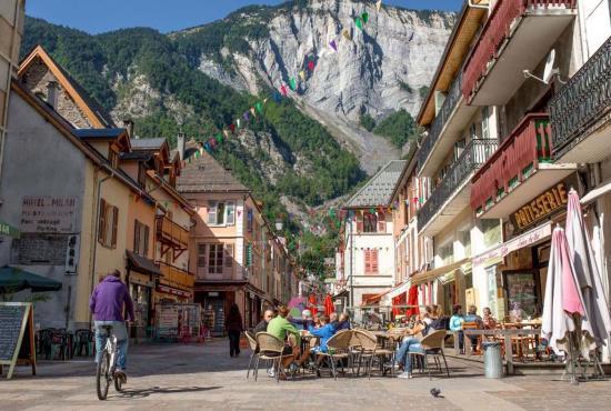 Holiday house in Venosc, Alpes - Le Bourg d'Oisans