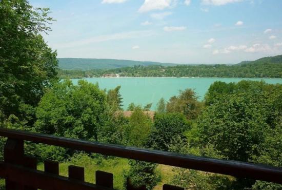 Ferienhaus in  Doucier, Franche-Comté - Anblick Lac de Chalain
