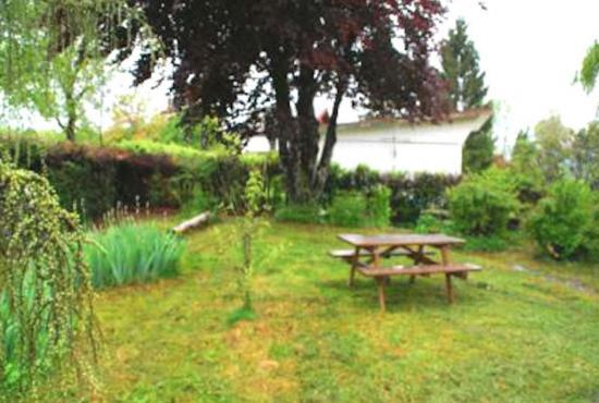 Ferienhaus in  Doucier, Franche-Comté - Garten