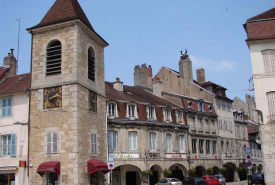 Ferienhaus in  Doucier, Franche-Comté - Lons le Saunier