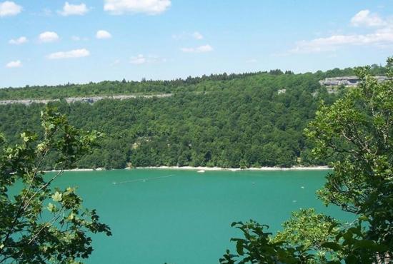 Ferienhaus in  Doucier, Franche-Comté - Lac de Chalain
