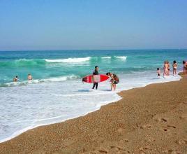 Casa vacanze al mare in Biscarrosse-Plage, in Aquitaine.