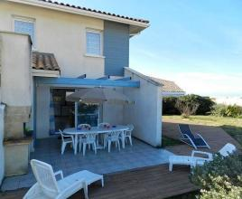 Holiday house in Biscarrosse-Plage, in Aquitaine.