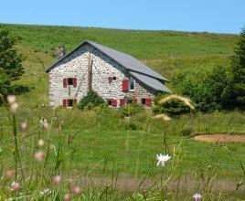 Casa vacanze in Saint-Front, in Auvergne.