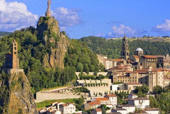 Casa vacanza in Saint-Front, Auvergne - Le Puy-en-Velay