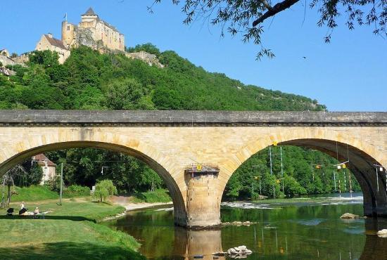 Vakantiehuis in Saint-Clair, Dordogne-Limousin - Castelnaud
